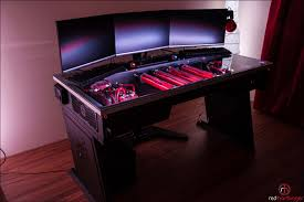 Gaming Pc Desk by Battlestations Reddit Google Search Pc Battle Stations Pinterest