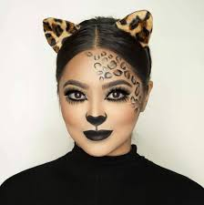 Cool Cat Halloween Costume 25 Leopard Costume Ideas Leopard Makeup Cat