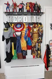 marvel bedroom awesome boys room kids bedroom boys room superhero costume display organization ikea and land of