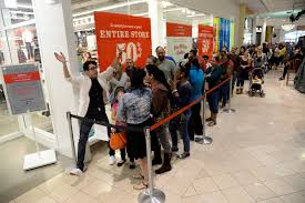 kohls thanksgiving deals 2014 tampa area shoppers get jump on black friday deals tbo com