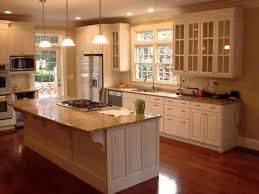 Refacing Oak Kitchen Cabinets Commendable Picture Of Faithful Budget Friendly Kitchen
