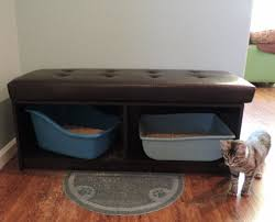 cat litter ottoman interior design ideas cannbe com