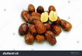 jujube en cuisine jujube dried on white fruit stock photo 652464724