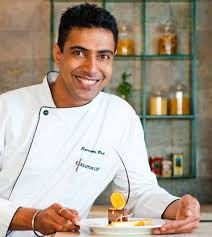 chef of cuisine india s youngest executive chef rediff com get ahead