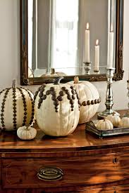 What To Put On End Tables In Living Room by Fall Decorating Ideas Southern Living