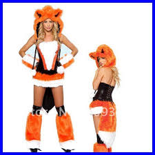Fox Halloween Costumes Shippers United