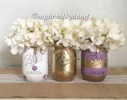 Home Decor Centerpieces Mason Jar Decor Etsy