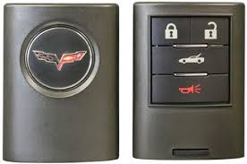 corvette part numbers original keyless smart remote fob used in chevrolet corvette gm