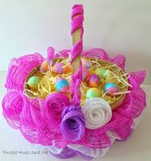 cool easter baskets feature friday favorite five cool easter crafts bowdabra