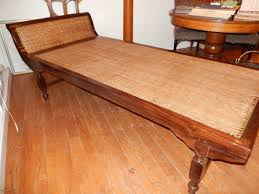 Rosewood Laminate Flooring Rare Late 19th Century West Indian Rosewood Day Bed For Sale At