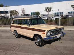 1970 jeep wagoneer for sale auto auction ended on vin 0000j8a15nn068800 1978 jeep wagoneer in