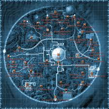 Fallout 2 World Map by Old World Blues Big Mt Map Mr T Regular Guy