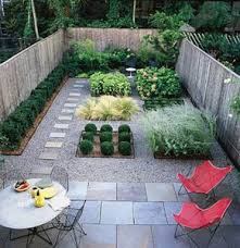 garden design for small gardens pictures