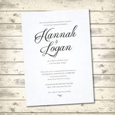 casual wedding invitations non traditional wedding invitation wording myefforts241116 org