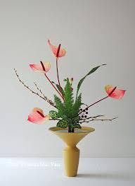 Japanese Flower Artwork - 81 best ikebana images on pinterest flower arrangements art
