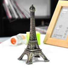 Home Of The Eifell Tower Paris Eiffel Tower Display Model Home Office Desk Decoration