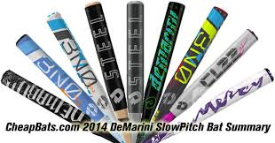 demarini slowpitch softball bats 2014 demarini slowpitch bats overview baseball bats softball