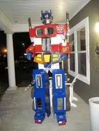 Transformer Halloween Costume Transforms Transformers Costume Megatron Halloween Transformer