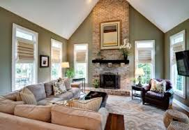 decorated family rooms family room decorating ambler staging spaces and design