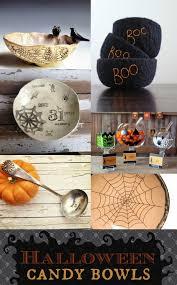 halloween candy bowls mom spark mom blogger