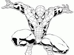 baby spiderman coloring pages 33 free printable spiderman