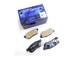 honda civic 2006 2012 reborn nissin rear brake pads for sale in