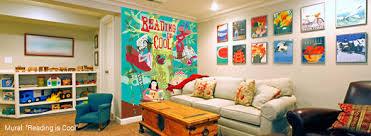 Kids Room Murals Wall Murals For Kids - Kids room wallpaper murals