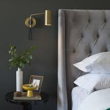 bedroom wall sconces plug in sconce lighting best 25 plug in wall sconce ideas on