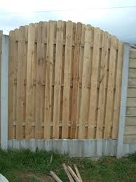 Types Of Garden Fences - timber panels u0026 garden fencing for sale wicklow picket fencing