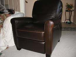 real leather swivel recliner chairs decorating alluring design of chair and a half recliner for