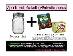 apartment marketing retention ideas layout designed by bonnie