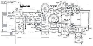 biltmore estate floor plan biltmore house 1st floor blueprint biltmore estate ground