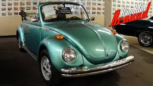 volkswagen beetle colors 1979 volkswagen super beetle convertible youtube