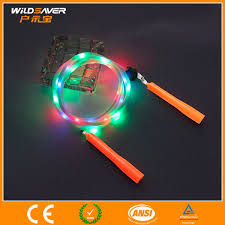 light up jump colorful light up rgb skipping led jumping buy light up