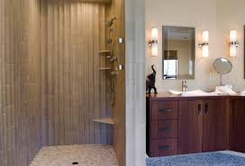 Modern Shower Design Shower How To Build A Walk In Shower Without Door Inspire Snail