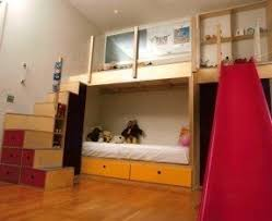 Bunk Bed With Slide Bunk Bed With Stairs And Slide Foter