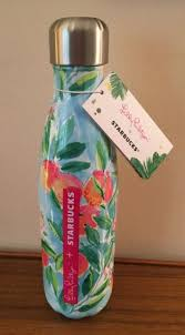 swell starbucks lilly pulitzer lilly pulitzer starbucks swell water bottle fresh squeezed peaches
