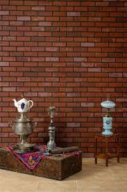 Faux Brick Interior Wall Covering Fitting Stone Panels Total Wallcoverings Interior Brick Wall