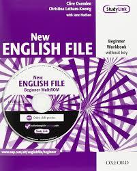 new english file книги student u0027s book и workbook оптом oxford