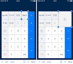 pcalc and the everything calculator for ios 8 u2013 macstories