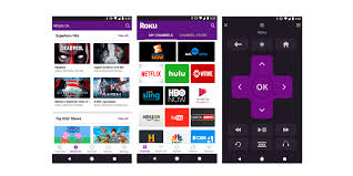 roku app android roku launches redesigned android app w new what s on guide