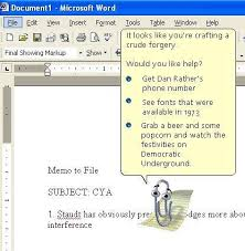 Microsoft Word Meme - image 24050 clippy know your meme