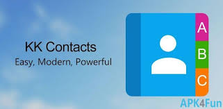 contacts apk kk contacts apk 1 8 kk contacts apk apk4fun