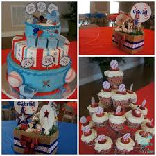 baseball baby shower ideas wordless wednesday w linky baseball babyshower rays of bliss