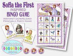 junior princess party game printable