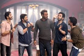 2nd day golmaal again 2nd day collection ajay parineeti starrer takes box