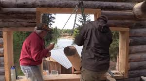 no man u0027s land ep 35 alaska dream house build remote alaska