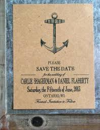 nautical save the date nautical save the dates anchor save the date cards vintage