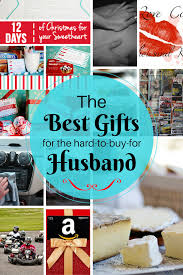 the best gift ideas for the to buy for husband