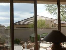 residential exterior window film